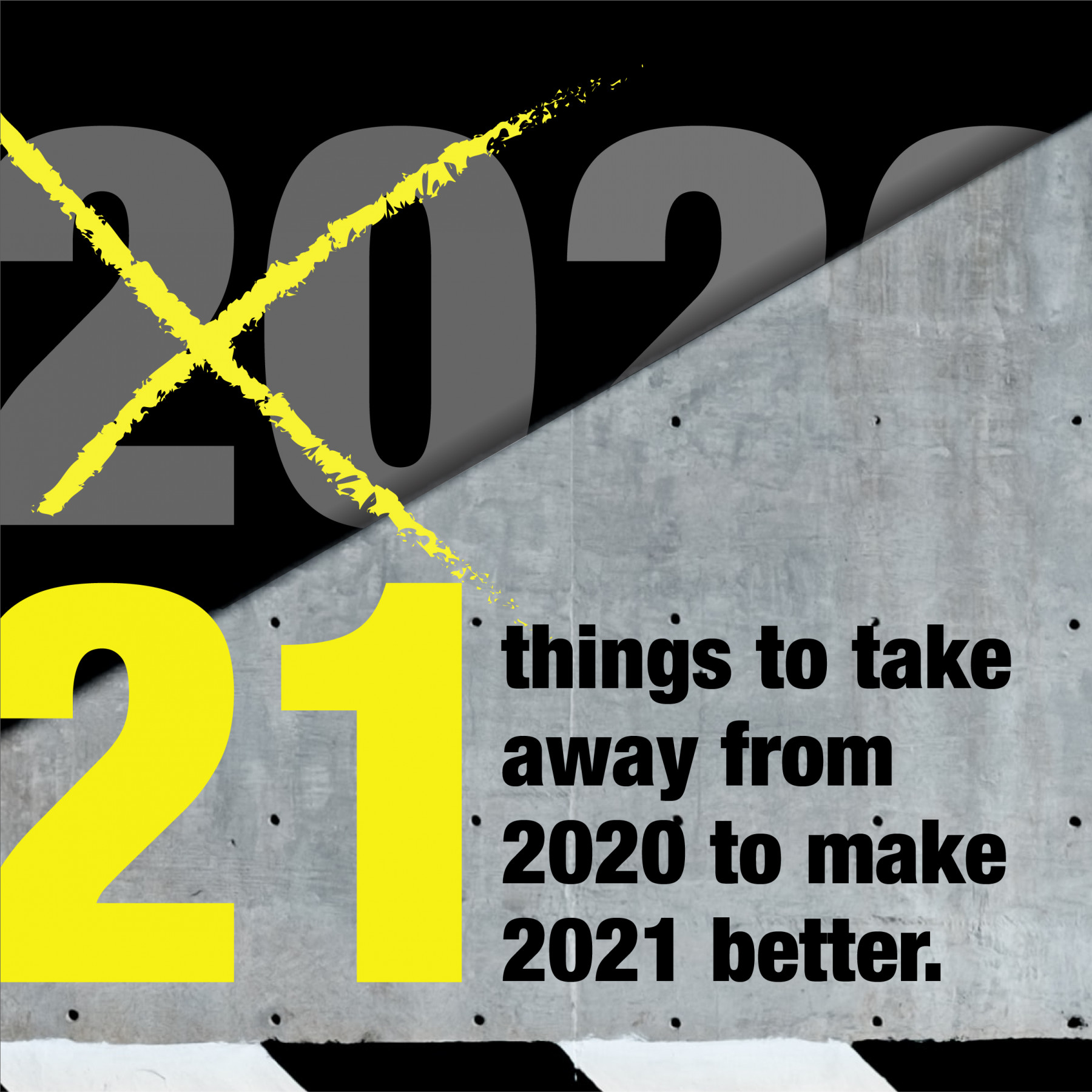 Featured Image: 21 Takeaways From 2020