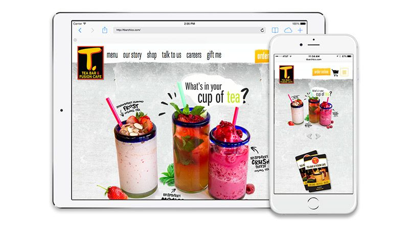 Featured Image: Website Redesign for T-Bar