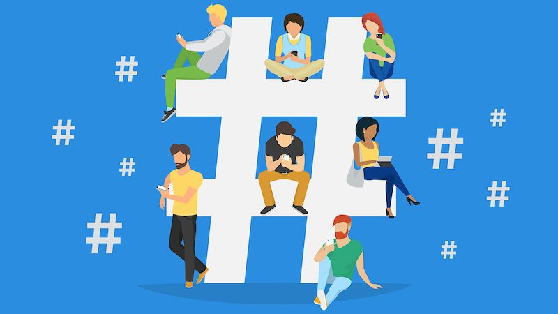 Featured Image: Essential #Hashtag Tips